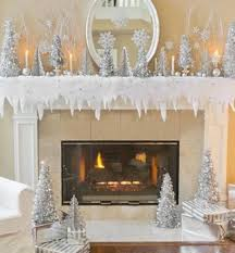 christmas mantel decorating ideas feasible christmas themed