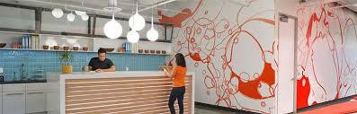 Uber Reception Desk Studio Oa Interesting Studio Uber Offices In San Francisco By