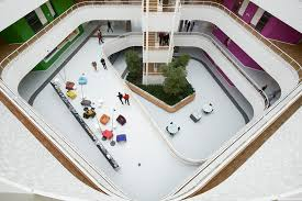 house of disable people u0027s organization cubo force4 archdaily