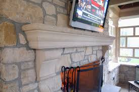 indoor stone fireplaces earthworks natural stone