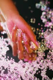 5 dazzling holiday manicures by cult nail artist mei kawajiri vogue
