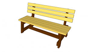 Outdoor Wood Bench Seat Plans by Garden Seat Plans Myoutdoorplans Free Woodworking Plans And