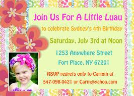luau birthday invitations plumegiant com