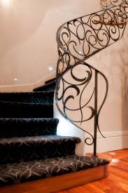 Fer Forge Stairs Design Faux Classic Ramps And Railings Battig Design