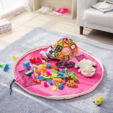 plat cuisin駸 親親寶貝 美國熱銷高質感加厚玩具收納袋 玩具墊 大 pchome購物中心