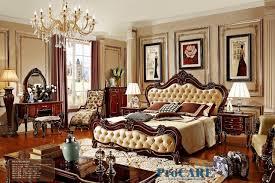 set de chambre bois massif russe style en bois massif mobilier de chambre ensemble avec