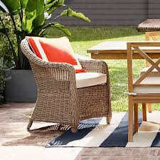 Patio Dining Furniture Manchester Outdoor Dining Chair Williams Sonoma