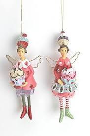 gisela graham angelic fashions decoration