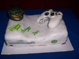 xbox 360 the halo cake cakecentral com