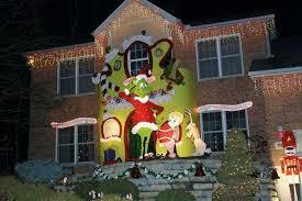grinch house decoration