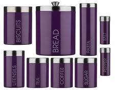 premier kitchen canisters u0026 jars ebay