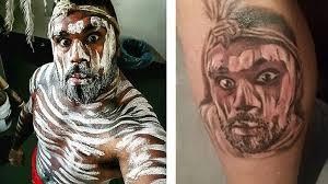 deadly tattoo wins design award nitv
