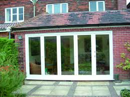 Back Patio Doors by Bifold Patio Doors Wide U2014 Home Ideas Collection Replacement