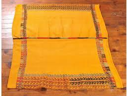 Rug Kilim Yellow Turkish Rug Kilim Handwoven Kilim Rug Tribal Design