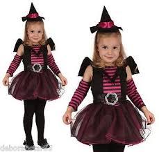 2 3 Halloween Costume Toddler Girls Witch Halloween Fancy Dress Costume 2 3