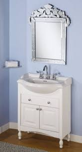 Small Bathroom Vanities by Best 25 Narrow Bathroom Vanities Ideas On Pinterest Master Bath