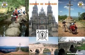 santiago de compostela camino camino de santiago organizado con autobus y guia viaje desde