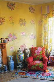 Bohemian Decorating by Best 25 Bohemian Wallpaper Ideas On Pinterest Wallpaper Stairs