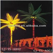 Led Landscape Tree Lights Led Coconut Tree Light Led Landscape Tree Artificial Branches