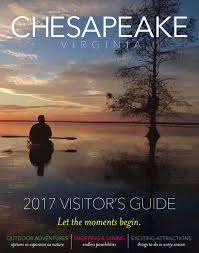 chesapeake visitor u0027s guide 2017 by vistagraphics issuu