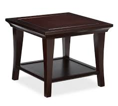 Coffee Table Cube Metropolitan Cube Table Pottery Barn