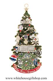 white house ornament collection rainforest islands ferry