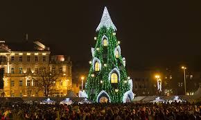 christmas trees around the world beautiful lands