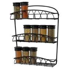 Spice Rack Holder Wall Mounted Spice Jars U0026 Spice Racks You U0027ll Love Wayfair