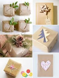 christmas kraft wrapping paper maiko nagao diy craft fashion design kraft paper