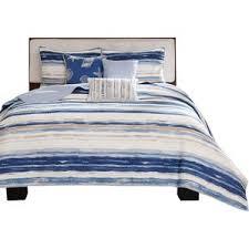Blue Quilted Coverlet Coastal Bedding Sets You U0027ll Love Wayfair