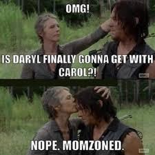 Carol Twd Meme - carol and daryl
