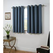 Single Blackout Curtain Short Blackout Curtains Wayfair