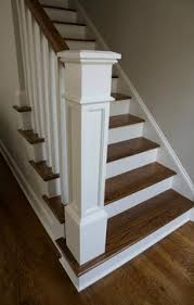 Staircase Renovation Ideas Newel Post Design Ideas Pictures Remodel And Decor Page 23