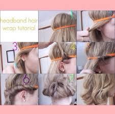 headband waves 9 best heatless curls images on heatless hairstyles