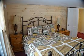 Wood Walls In Bedroom Diy Shiplap Vs Planked Wood Walls H20bungalow