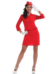 halloween flight attendant costume air hostess fancy dress costume u0026 flight attendant costume