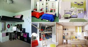 Space Saving Bedroom 15 Amazing Space Saving Designs For Your Kids Bedrooms