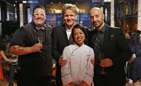 Christine Blind Masterchef An Exclusive Interview With The Blind Cook Christine Ha Ib