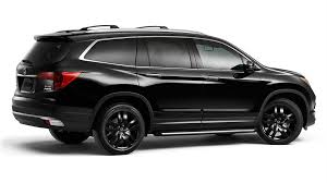 shingle springs honda u2014 2017 honda pilot overview