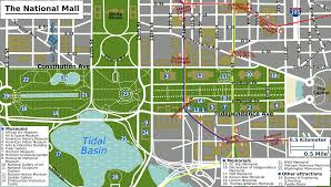 Fallout 3 Metro Map by Filewashington Dc Printable Tourist Attractions Mapjpg No Snow In