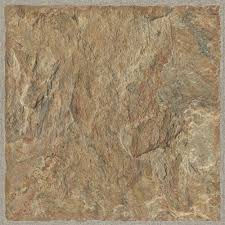 Allure Gripstrip Resilient Tile Flooring Reviews by Trafficmaster Take Home Sample Allure Red Rock Resilient Vinyl