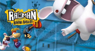 rayman raving rabbids added north american wii