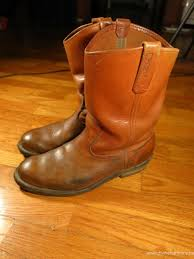 womens boots made in america womens boots wing pecos s 10 b narrow vintage pull on work