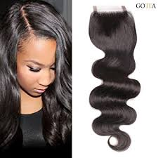 sew in with lace closure wave closure human hair lace