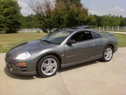 2004 mitsubishi eclipse information and photos zombiedrive