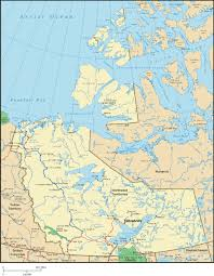 Northern Canada Map by Photoscanada Com Gallery Northwest Territories Photos Stock