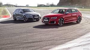 nardo grey rs3 2016 audi rs3 sportback nardo grey catalunya red front hd