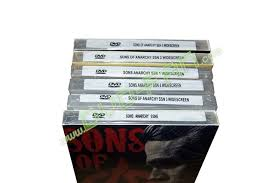of anarchy seasons 1 6 cheap dvds wholesale