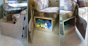 building a photo booth cabinet your rv dinette booth full access cabinet
