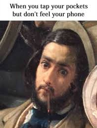Art Memes - classical art memes famous art with funny captions